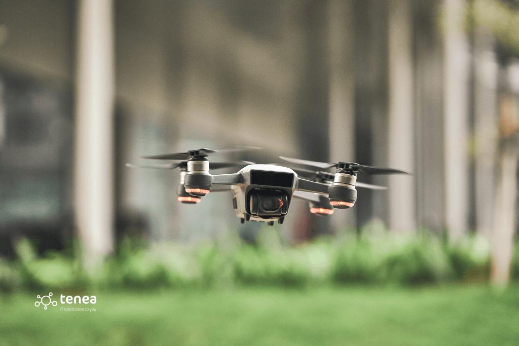 Drones de videovigilancia
